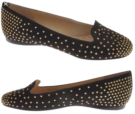 Preload https://item3.tradesy.com/images/enzo-angiolini-black-with-gold-studs-flats-size-us-6-regular-m-b-22185547-0-1.jpg?width=440&height=440