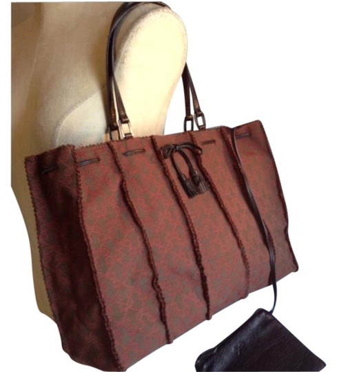 Preload https://item2.tradesy.com/images/anya-hindmarch-monogrammed-brown-canvas-tote-22185571-0-3.jpg?width=440&height=440