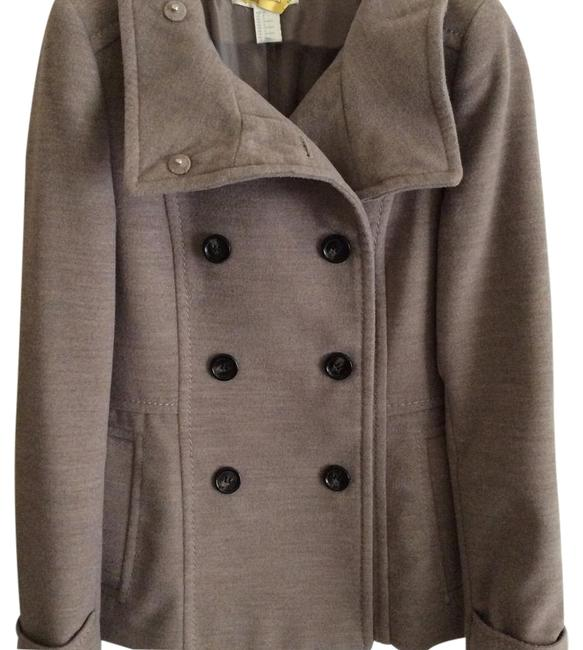 Preload https://item1.tradesy.com/images/h-and-m-tan-neutral-tone-double-breasted-pea-coat-size-4-s-22185580-0-1.jpg?width=400&height=650