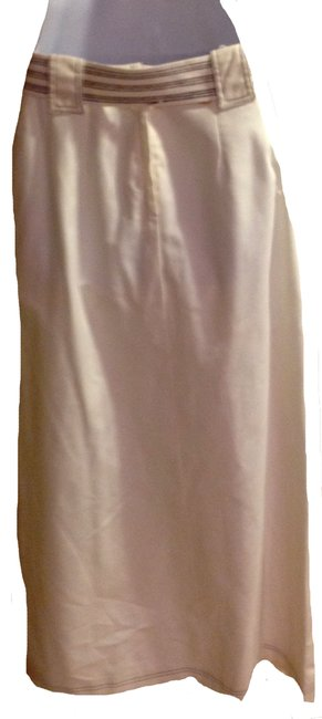 Saks Fifth Avenue Skirt white