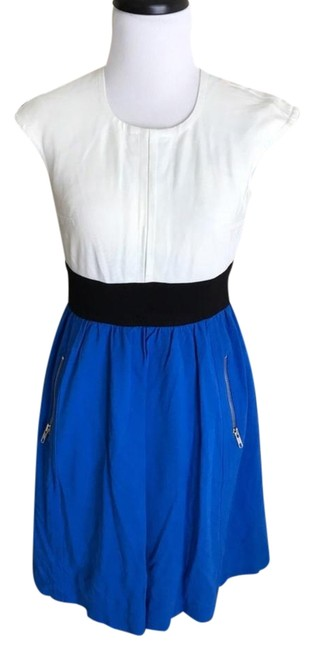 Preload https://item2.tradesy.com/images/tracy-reese-white-and-blue-color-block-mid-length-short-casual-dress-size-6-s-22185656-0-1.jpg?width=400&height=650