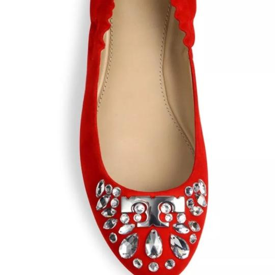 Tory Burch Maple (Red) Flats