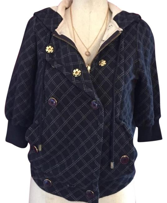 Preload https://item3.tradesy.com/images/marc-by-marc-jacobs-navy-quilted-hoodie-spring-jacket-size-2-xs-22185712-0-1.jpg?width=400&height=650