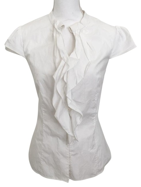 Preload https://item2.tradesy.com/images/magaschoni-white-blouse-button-down-top-size-12-l-22185786-0-1.jpg?width=400&height=650
