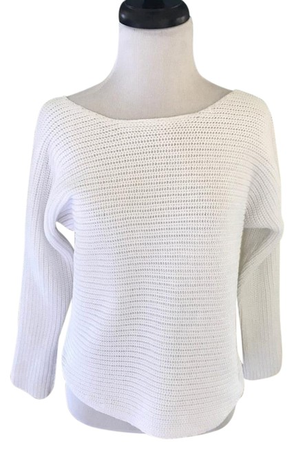 Preload https://img-static.tradesy.com/item/22185896/vince-cable-knit-chunky-white-sweater-0-1-650-650.jpg