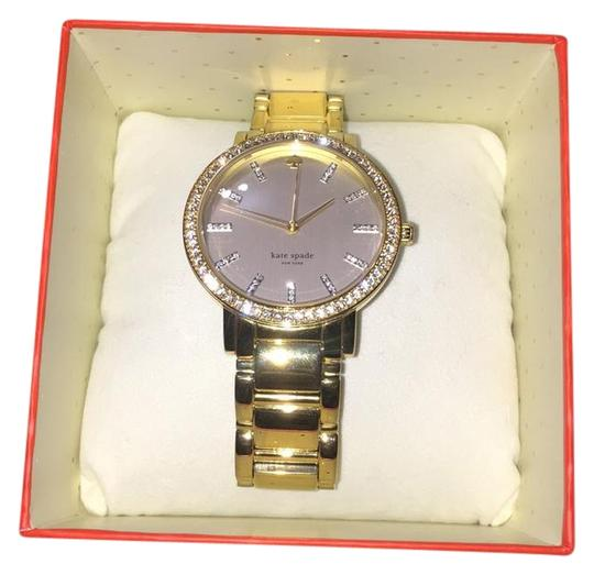 Preload https://item5.tradesy.com/images/kate-spade-gold-gramercy-grand-size-watch-22185919-0-1.jpg?width=440&height=440