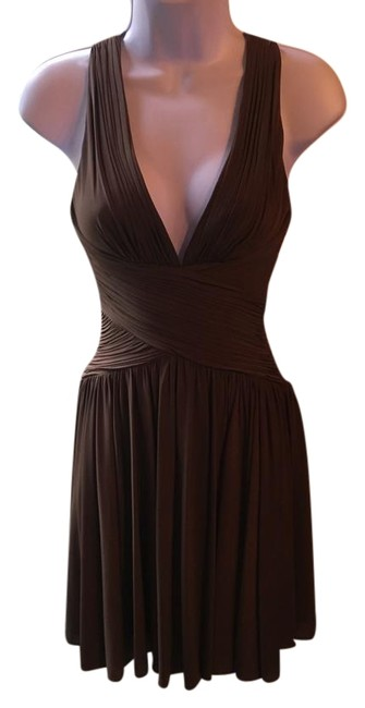 Preload https://item1.tradesy.com/images/bcbgmaxazria-brown-sexy-halter-with-open-back-short-cocktail-dress-size-00-xxs-22186115-0-1.jpg?width=400&height=650