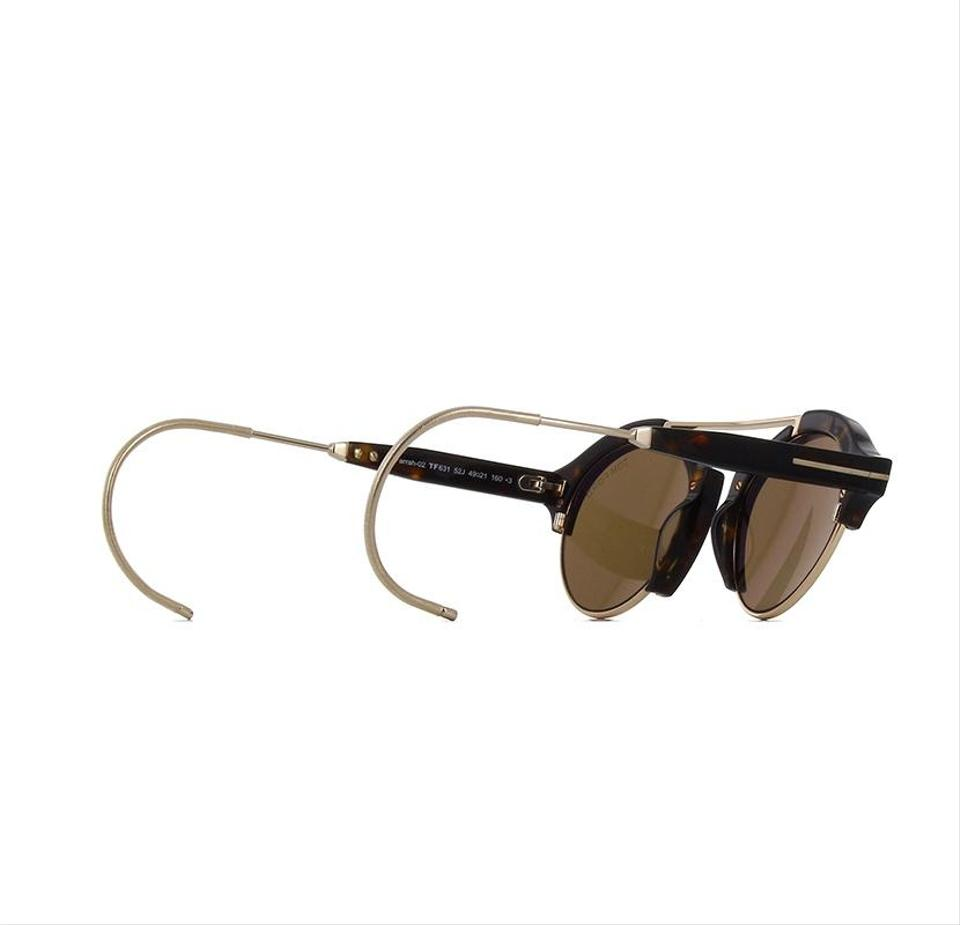 6c920ce572d Tom Ford Tom Ford Farrah-02 FT631 52J Image 2. 123
