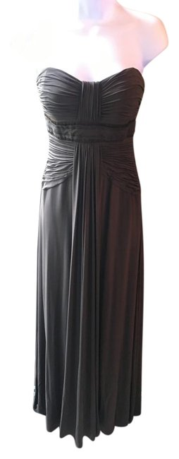 Preload https://item2.tradesy.com/images/bcbgmaxazria-brown-strapless-with-greek-style-draping-long-formal-dress-size-petite-6-s-22186206-0-1.jpg?width=400&height=650
