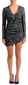 Just Cavalli short dress Gray on Tradesy
