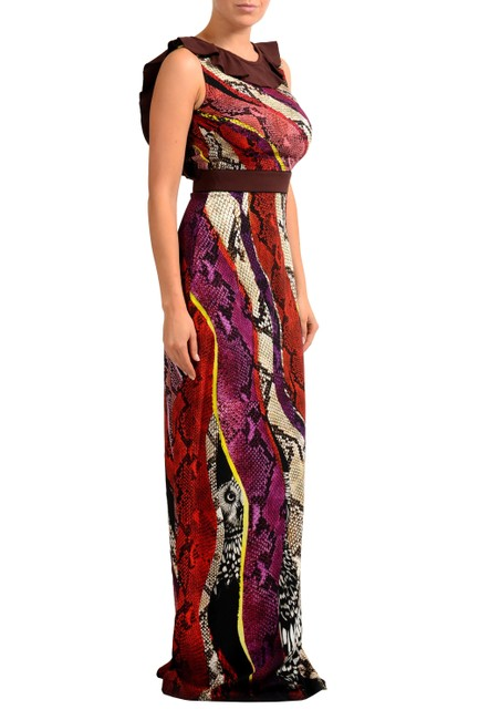 Multi-Color Maxi Dress by Just Cavalli