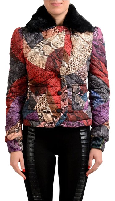 Preload https://img-static.tradesy.com/item/22186415/just-cavalli-multi-color-women-s-down-parka-with-detachable-rabbithair-collar-size-4-s-0-1-650-650.jpg
