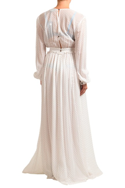 White Maxi Dress by Just Cavalli