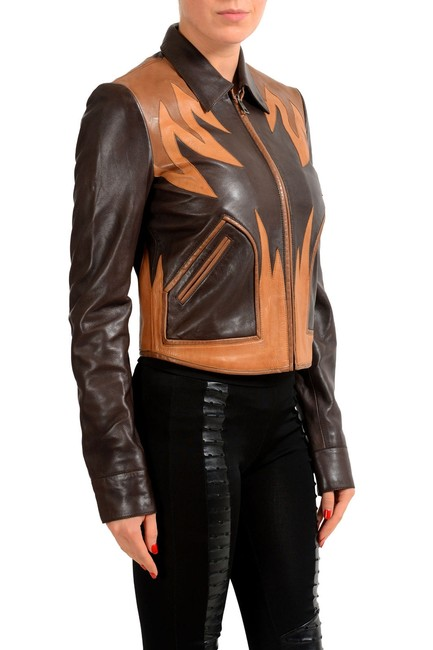 Just Cavalli Brown Jacket