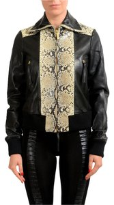 Just Cavalli Black / Multi-Color Jacket
