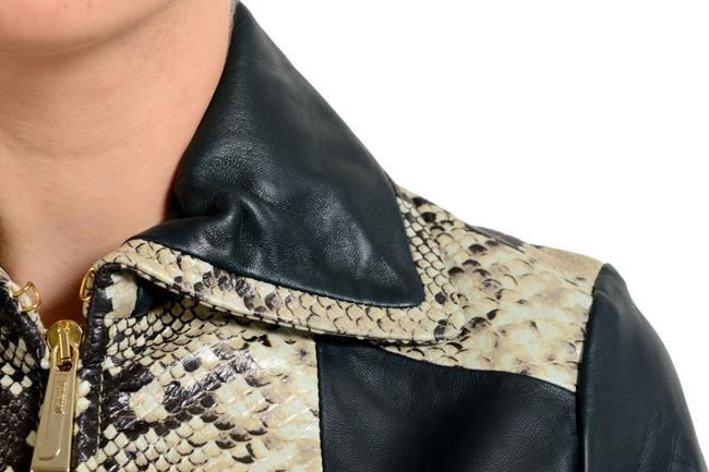 Just Cavalli Forest Green / Multi-Color Jacket