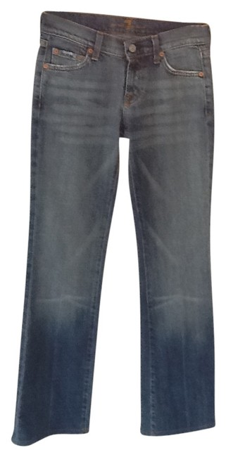 Preload https://item3.tradesy.com/images/7-for-all-mankind-blu-dark-rinse-boot-cut-jeans-size-26-2-xs-22187-0-0.jpg?width=400&height=650