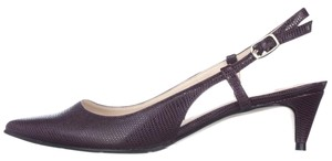 Cole Haan Purple Platforms