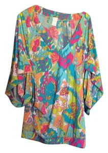 Trina Turk Trina Turk Cocoon Style Cover Up