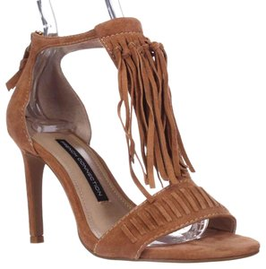 French Connection Brown Pumps