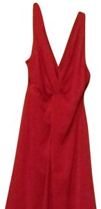 Crimson Maxi Dress by Max and Cleo