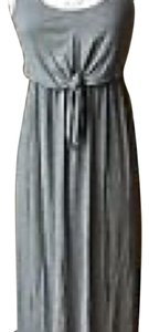 grey Maxi Dress by Juicy Couture