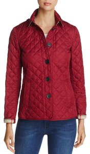 Burberry Dark Plum Pink Jacket