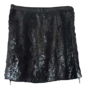 Nasty Gal Mini Skirt Black