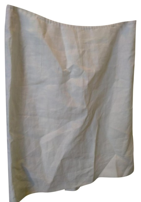 Item - White Made In Italy Skirt Size 10 (M, 31)