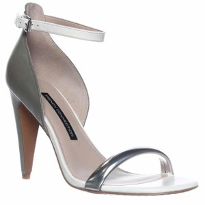 French Connection Grey Pumps