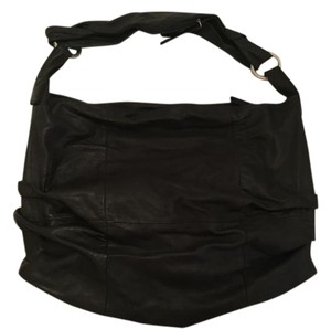 Monserat De Lucca Leather Slouchy Hobo Bag