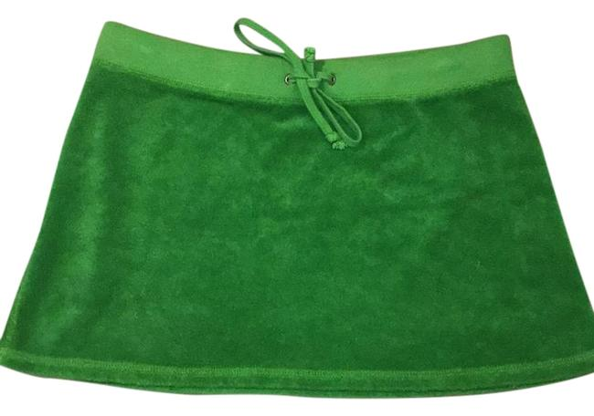 Item - Green Terry Skirt Size 4 (S, 27)