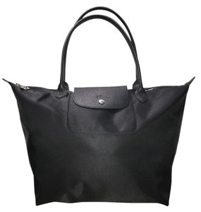 Longchamp Le Pliage Neo Le Pliage Tote in Black