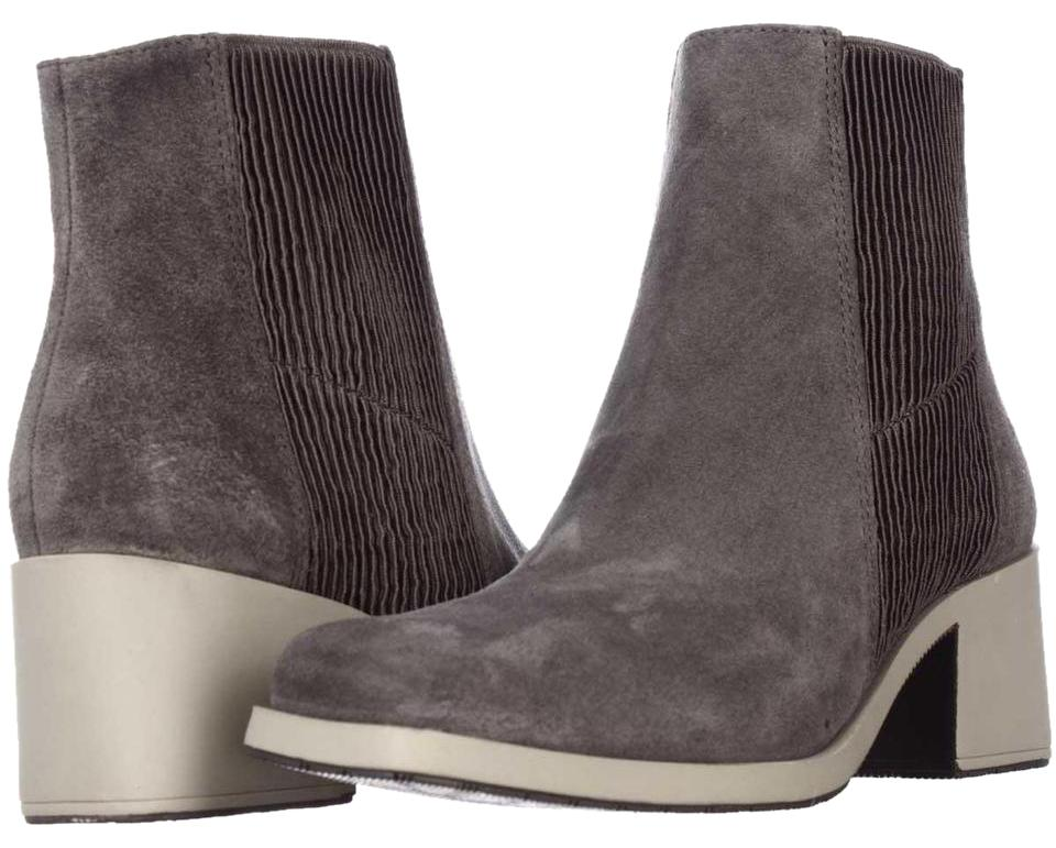 Naya gang chelsea mid calf taupe 8 us 38 eu display beige boots on tradesy - Gang grijze taupe ...
