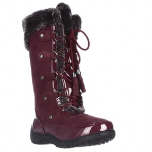 Sporto Red Boots