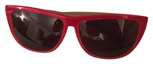 Electric Red Tonette Electric Sunglasses