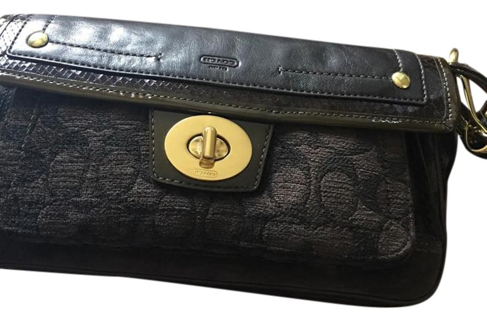 Coach New Brown Purse With Original Tags And Return Label From Macy S