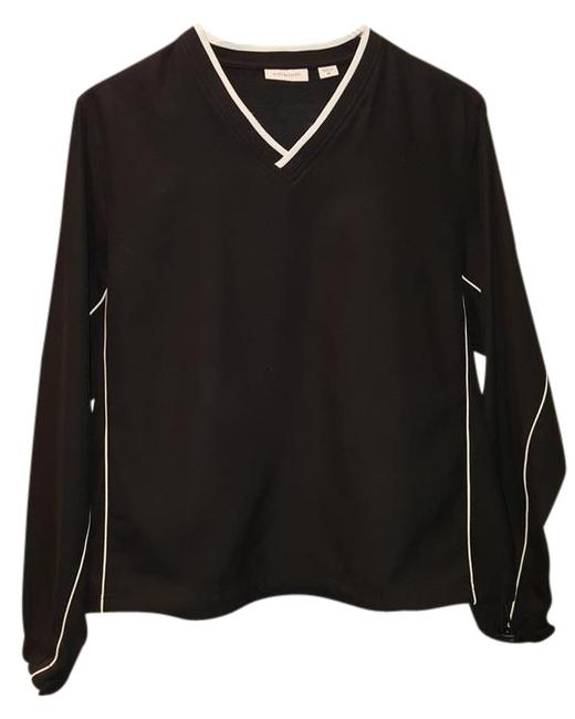 Item - Black with White Accents Activewear Size 10 (M)