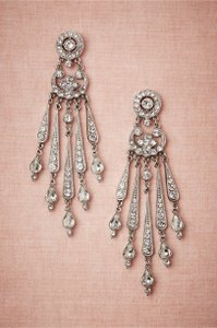 BHLDN Sparkled Stream Earrings