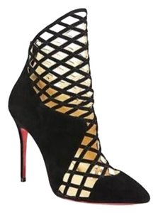 Christian Louboutin Mrs Black Boots