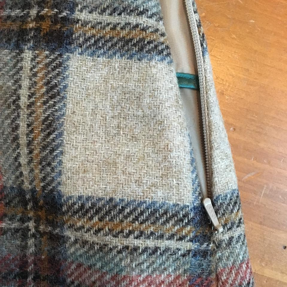 Boden british tweed mini skirt on tradesy for British boden