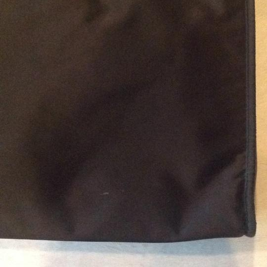 Kate Spade Carry On Nylon Carry On Zip Top Large Tote in Black
