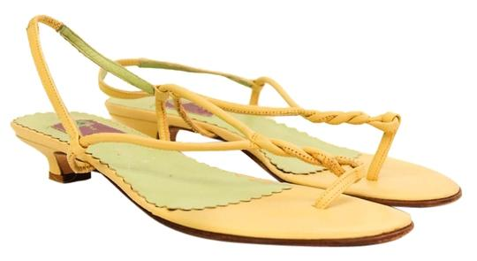 Preload https://img-static.tradesy.com/item/2219594/lilly-pulitzer-yellow-sandals-size-us-95-regular-m-b-0-0-540-540.jpg