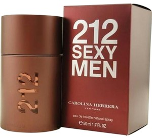 Carolina Herrera 212 SEXY MEN BY CAROLINA HERRERA--SPAIN