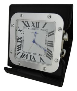 Santos De Cartier Travel Alarm Clock Santos De Cartier Travel Alarm Clock