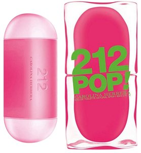 Carolina Herrera 212 POP ! BY CAROLINA HERRERA FOR WOMEN-SPAIN