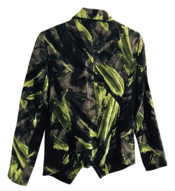 Lafayette 148 New York Top black and green