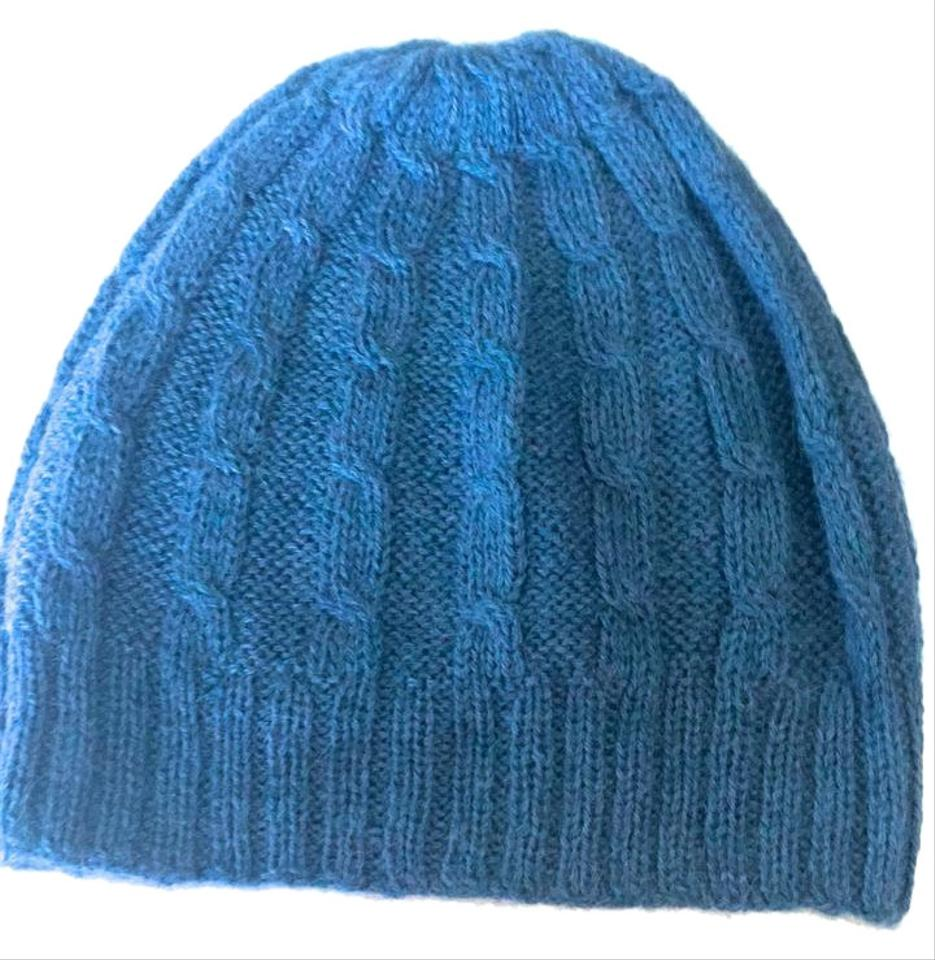 Blue Baby Beanie From Peru Hat - Tradesy