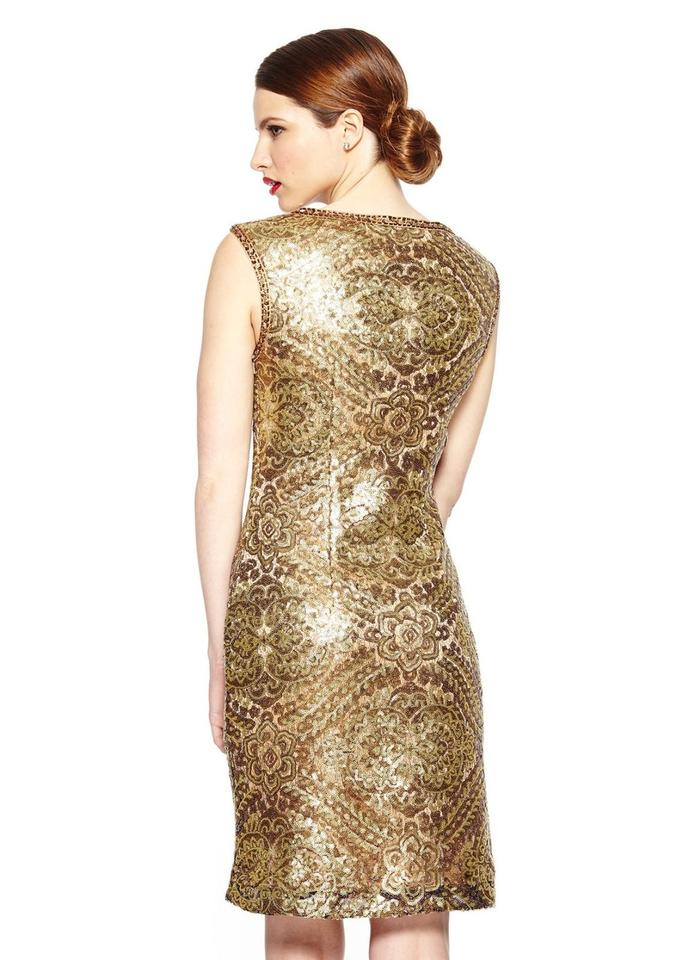 d78449835be Sue Wong Sequin Beaded Formal Special Occasion Semi-formal Dress Image 2.  123