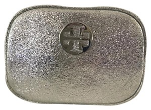 Tory Burch Tory Burch Metallic Cosmetic Bag